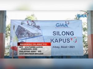 GMA Kapuso Foundation Silong Kapuso