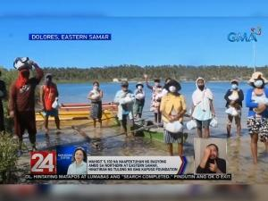 GMA Kapuso Foundation helps Samar