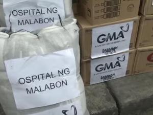GMA Kapuso Foundation helps public hospitals