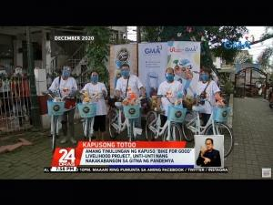 GMA Kapuso Foundation Bike for Good