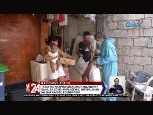 GMA Kapuso Foundation pays tribute to dads