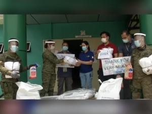 GMA Kapuso Foundation donations