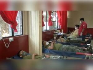 GMA Kapuso Foundation holds blood drive