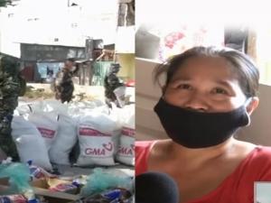 GMA Kapuso Foundation donates to Cavite