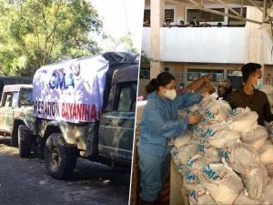 GMA Kapuso Foundation in Rodriguez Rizal