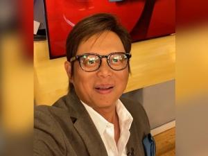 Birthday celebration of Arnold Clavio