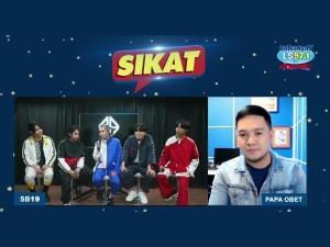 SB19 on Sikat