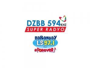 Super Radyo DZBB and Barangay LS 97