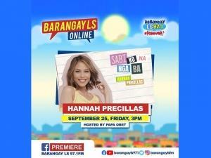 Hannah Precillas