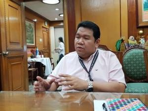 Super Radyo DZBB anchor Weng dela Peña